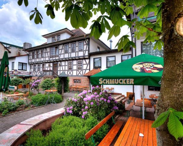 Hotelbilleder: Hotel Brauerei Gasthof Schmucker, Mossautal