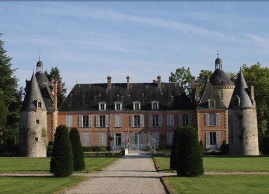 Hotel Pictures: Chateau de Rere, Theillay