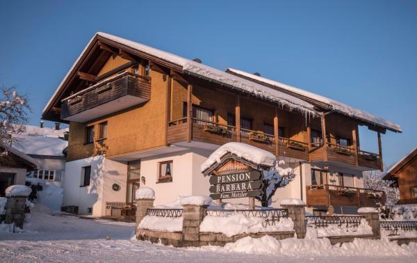 Zdjęcia hotelu: Gästehaus-Pension Barbara, Andelsbuch