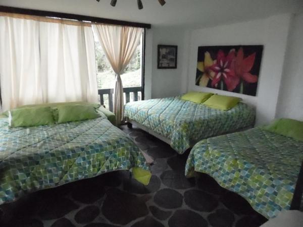 Hotel Pictures: Casa Campestre La Montaña, Filandia