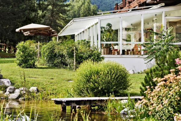 Fotografie hotelů: Kaysers Tirolresort – Wohlfühlhotel für Erwachsene, Mieming