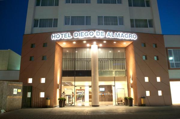 Hotel Pictures: Hotel Diego de Almagro Curicó, Curicó