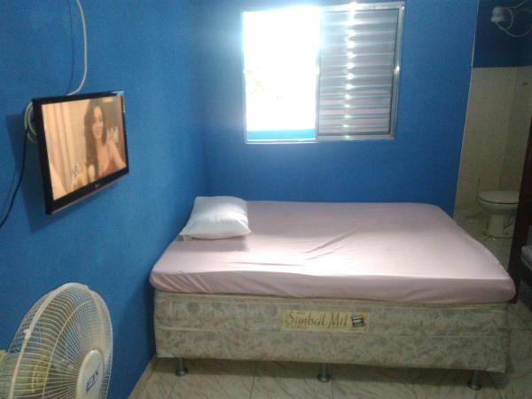 Hotel Pictures: Kitnet delrey, Ubatuba