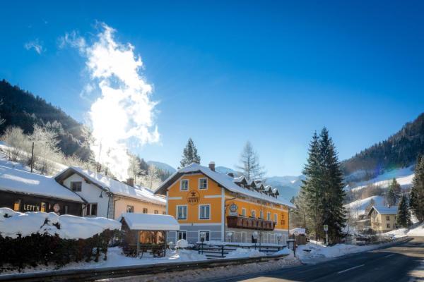 Hotellikuvia: Gasthof zum Hammer, Göstling an der Ybbs