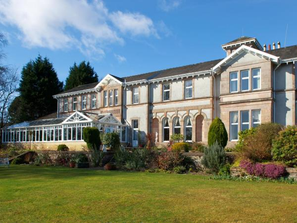 Hotel Pictures: Rosslea Hall Hotel, Rhu