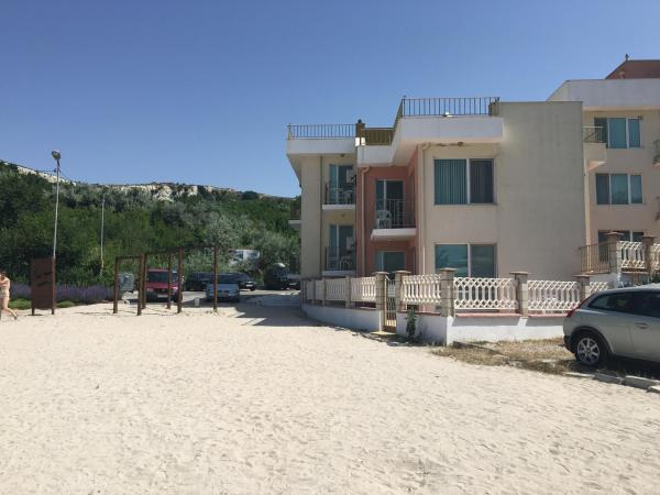 Foto Hotel: Sea Paradise Complex - Nice Apartment close to the beach, Kavarna