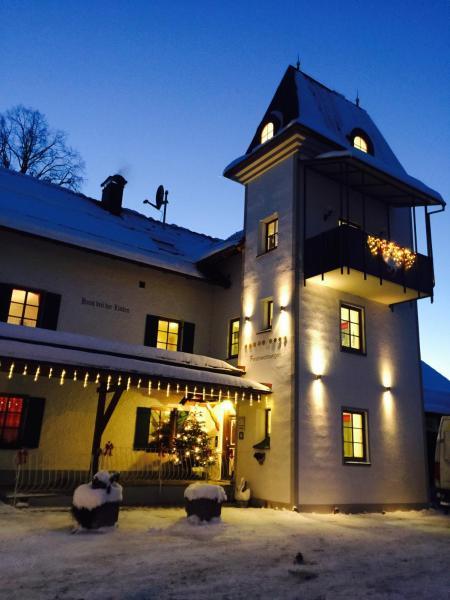 Hotelbilleder: Haus bei der Linden Ferienwohnungen, Schwangau