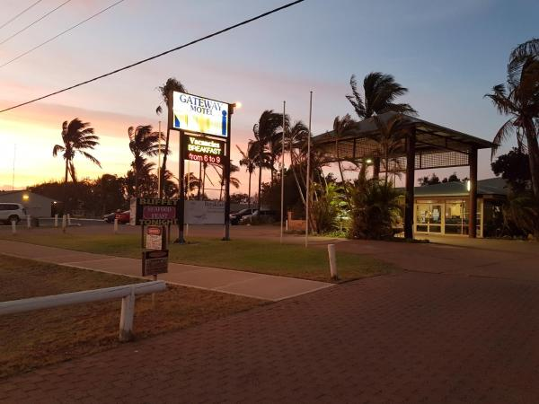 Foto Hotel: The Gateway Motel, Carnarvon