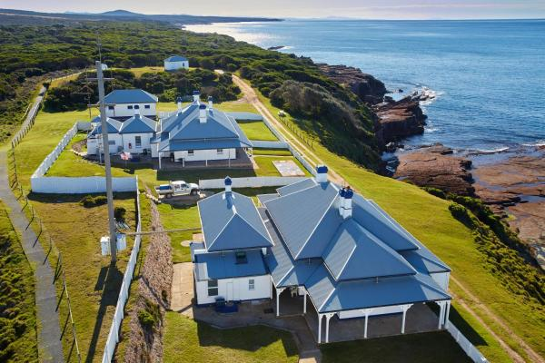 Foto Hotel: Green Cape Lightstation Cottages, Kiah