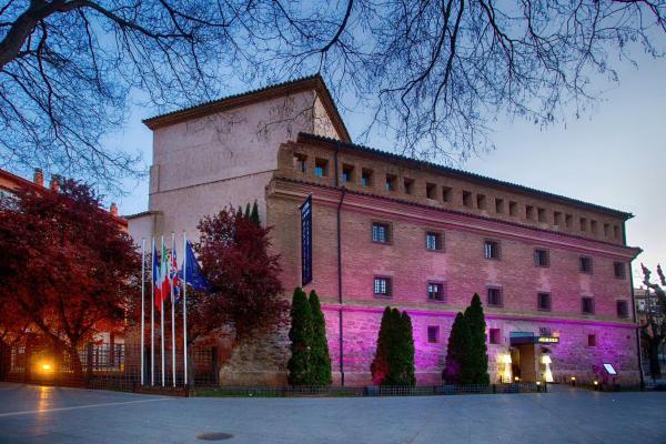 Hotel Pictures: Hotel Monasterio Benedictino, Calatayud