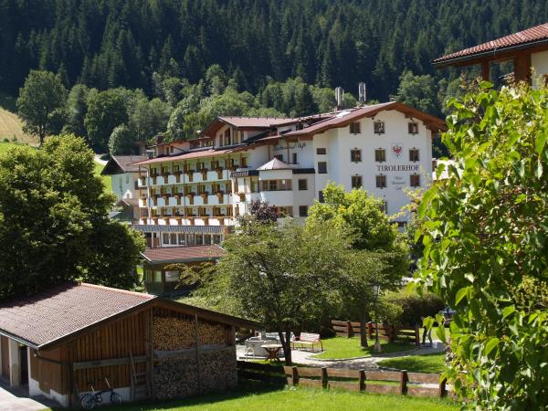Hotelbilleder: Landhotel Tirolerhof, Oberau