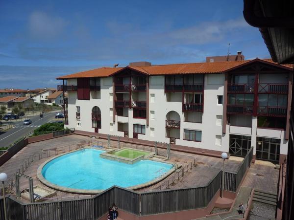 Hotel Pictures: HOSSEGOR-Plage, appartement pour 4 personnes avec piscine, Hossegor