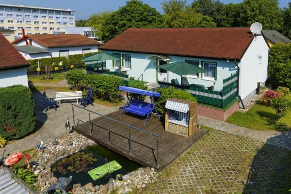 Hotel Pictures: Ferienwohnungen im Seebad, Zempin