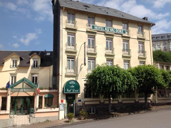 Hotel Pictures: Hotel Au Val Doré, La Bourboule