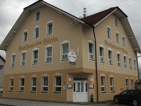 Hotel Pictures: Landgasthof zum Bären, Dietmannsried