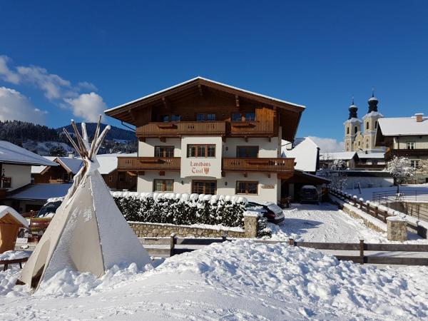 ホテル写真: Landhaus Tirol, Hopfgarten im Brixental