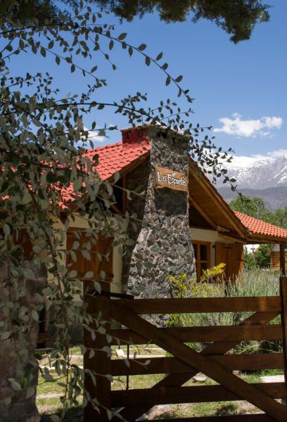 Fotografie hotelů: Las Espuelas Casas de Montaña, Potrerillos