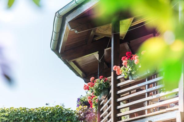 Фотографии отеля: Ferienwohnungen Vomperberg, Швац