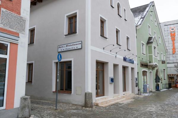 Hotel Pictures: Anitas Altstadtpension, Kelheim