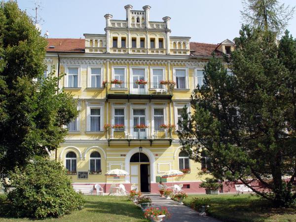 Hotel Pictures: Hotel Luisa, Františkovy Lázně