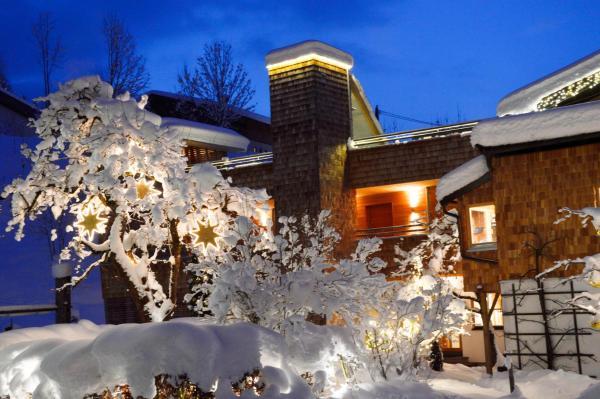 Zdjęcia hotelu: Appartementhaus Trixl, Fieberbrunn