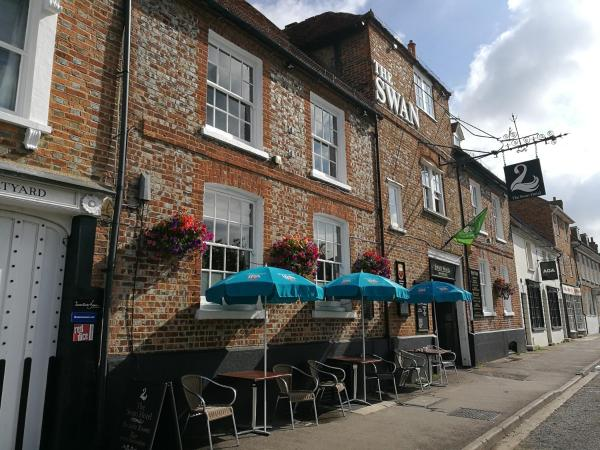 Hotel Pictures: The Swan Hotel Thame, Thame