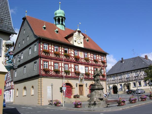 Hotel Pictures: Landferienhotel Augustin, Schwabthal