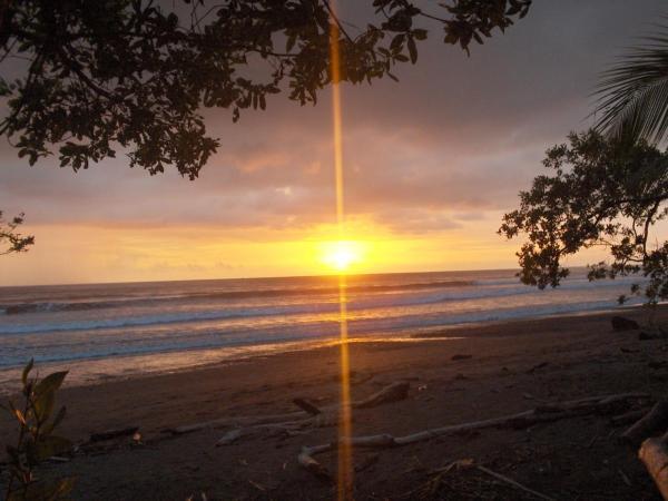 Hotel Pictures: Matapalo Surf School & Beach Cabin, Matapalo