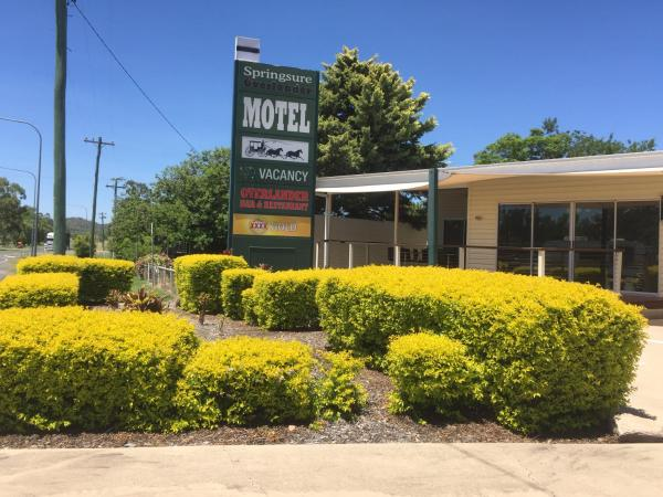 Fotos do Hotel: Springsure Overlander Motel, Springsure