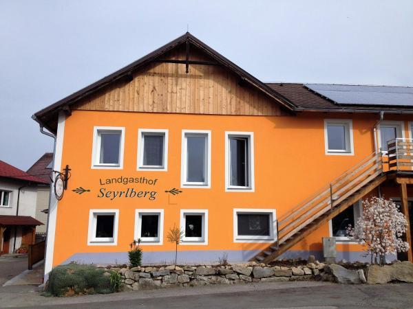 Hotelbilleder: Landgasthof Seyrlberg, Reichenau im Mühlkreis