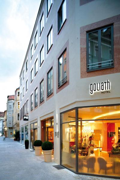 Hotel Pictures: Hotel Goliath am Dom, Regensburg