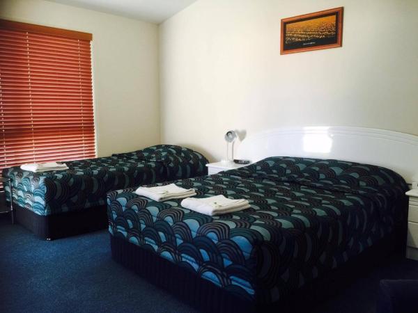 Hotelbilleder: Springsure Overlander Motel, Springsure