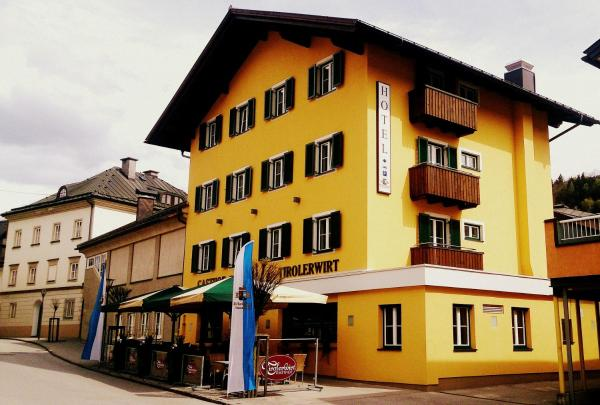 Фотографии отеля: Hotel Gasthof Tirolerwirt, Бишофсхофен