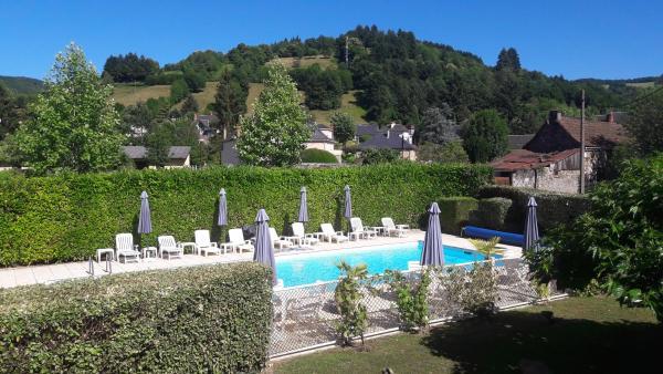 Hotel Pictures: Hostellerie de La Poste, Saint-Geniez-d'Olt