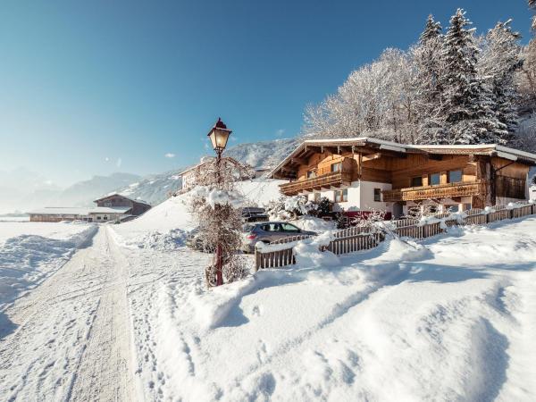 Zdjęcia hotelu: Ferienwohnung Martin, Zellberg