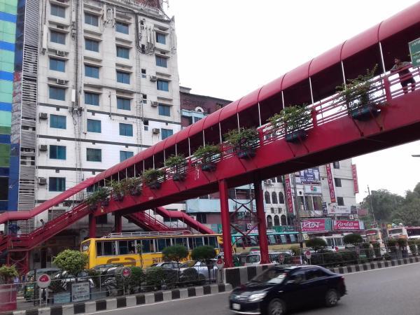 ホテル写真: Hotel The Dhaka Today, ダッカ