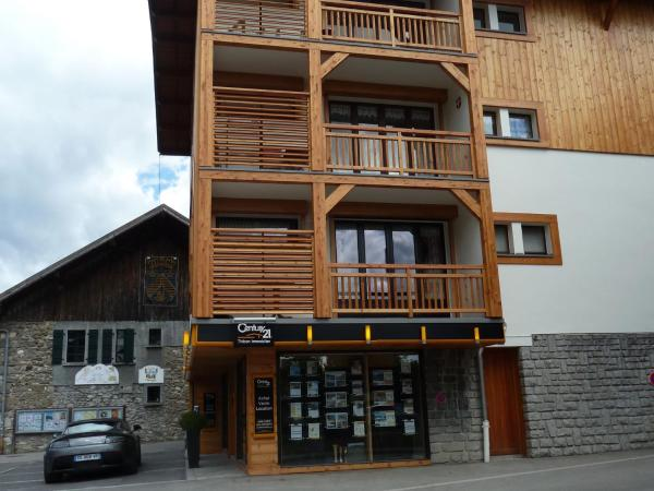Hotel Pictures: La RaSidence, Les Gets