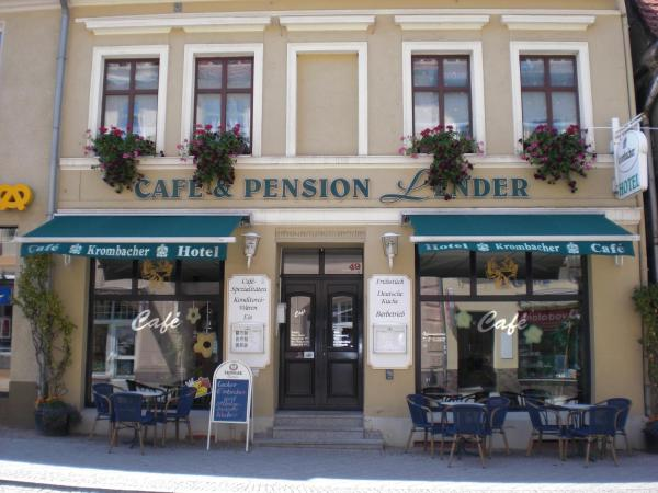 Hotel Pictures: Hotel-Pension Lender, Bad Freienwalde