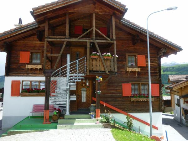 Hotel Pictures: , Mompetavetsch