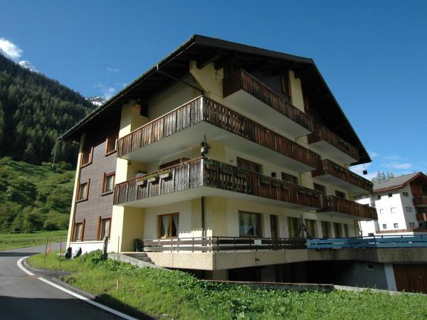 Hotel Pictures: Haus Silberdistel, Blatten im Lötschental
