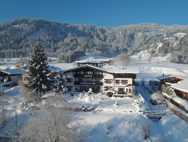 Fotografie hotelů: Chalet Garni Hotel Zimmermann, Reith bei Kitzbühel
