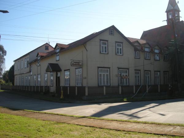 Фотографии отеля: Sanatorio Santa Elisa, San José de la Mariquina