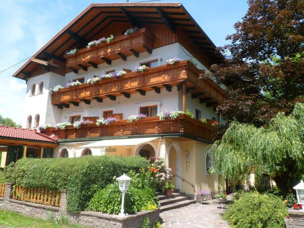Fotos do Hotel: Pension Grünauhof, Grünau im Almtal