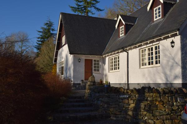 Hotel Pictures: Lochview Guesthouse, Contin