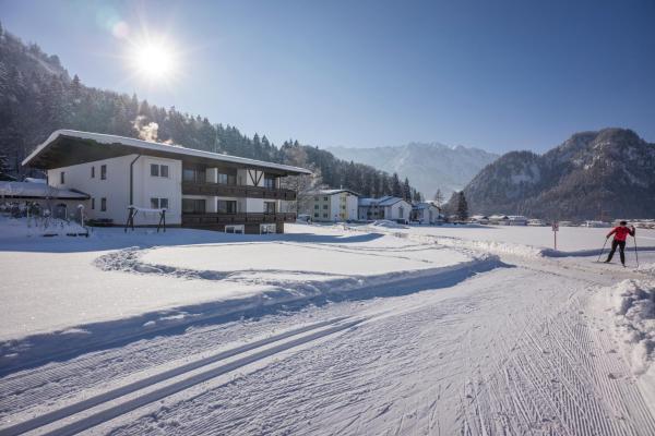 Fotos do Hotel: Appartementhaus Montana KG, Walchsee