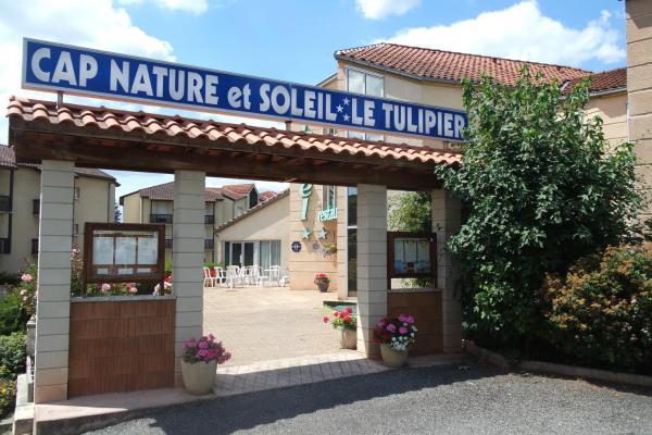Hotel Pictures: Hôtel Le Tulipier, Cransac