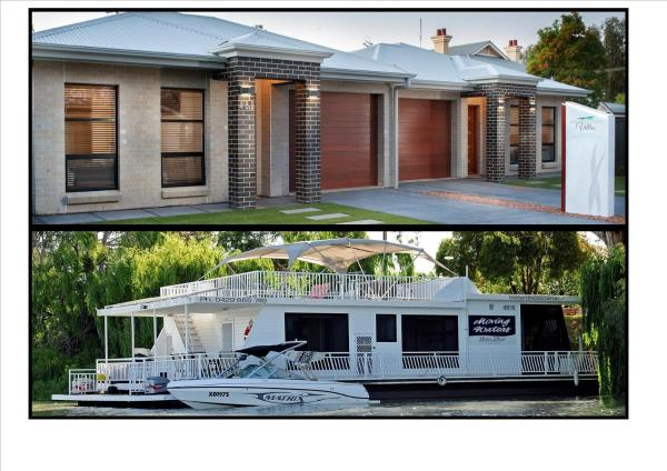 Hotel Pictures: Renmark River Villas and Boats & Bedzzz, Renmark