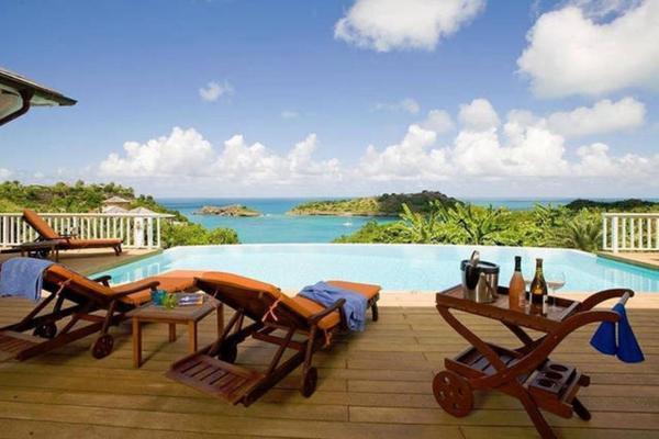 ホテル写真: Villa Viola, Five Islands Village