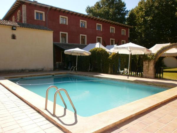 Hotel Pictures: Hosteria Els Banys, Benimarfull