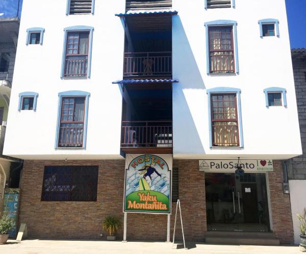 Hotel Pictures: Hostal Yaku Montañita, Montañita